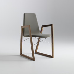 Ray armchair | Sillas para restaurantes | CASAMANIA-HORM.IT