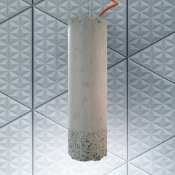 Concrete Light | Design Example | Illuminazione generale | Dade Design AG concrete works Beton