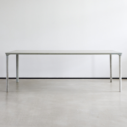 Concrete Table | Piani tavolo | Dade Design AG