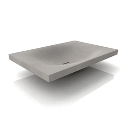 wave washbasin | Lavabi / Lavandini | Dade Design AG