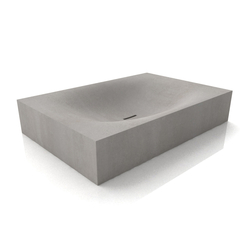 Wave Washbasin | Wash basins | Dade Design AG concrete works Beton