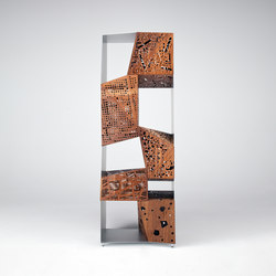 Riddled Totem | Shelving | CASAMANIA-HORM.IT