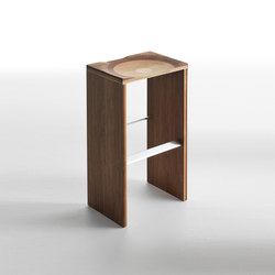 Ripples Stool high | Bar stools | CASAMANIA-HORM.IT