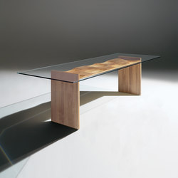 Ripples Table | Mesas comedor | CASAMANIA-HORM.IT
