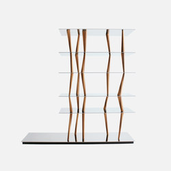 Sendai | Shelving systems | HORM.IT