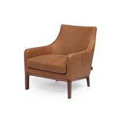 Miles armchair | Poltrone lounge | Linteloo