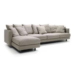 Njoy sofa | Modular sofa systems | Linteloo