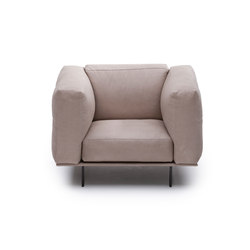 Recess armchair | Armchairs | Linteloo