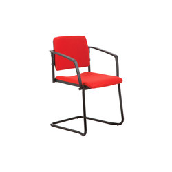 Essenziale 9220B | Visitors chairs / Side chairs | Luxy