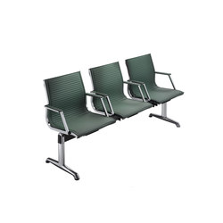 Nulite Bench 26000B | Beam / traverse seating | Luxy