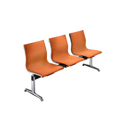 Nulite Bench 26000 | Beam / traverse seating | Luxy