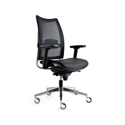 Overtime 5100R | Office chairs | Luxy