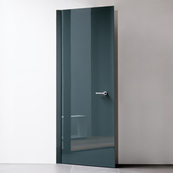 Level swing door | Glass room doors | Albed