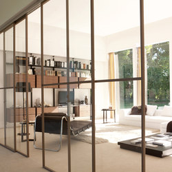 Beat sliding door | Glass room doors | Albed