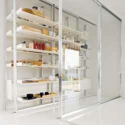 Vista sliding door | Partitions | Albed