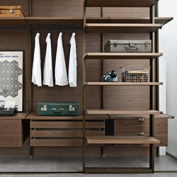 Ri-Vista | Walk-in wardrobes | Albed