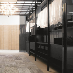 Solo | Walk-in wardrobes | Albed