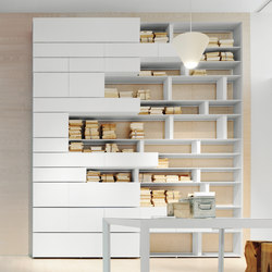 Line | Shelving systems | Albed