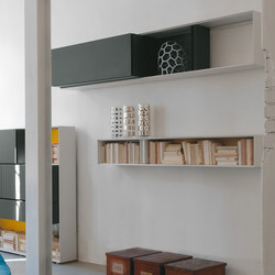 Line | Wall shelves | Albed