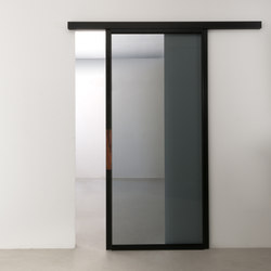 Quinta scorrevole | Glass room doors | Albed