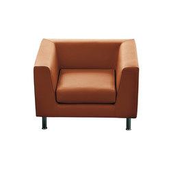 Cube 210 | Armchairs | Luxy