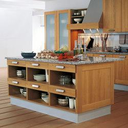 Naturasia | Kitchen | Cocinas isla | GeD Arredamenti Srl