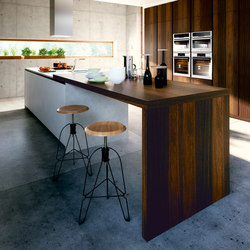 Velvet Élite | Kitchen | Island kitchens | GeD Arredamenti Srl