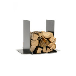 wineTee® wood log holder S | Cestas para leña | lebenszubehoer by stef's