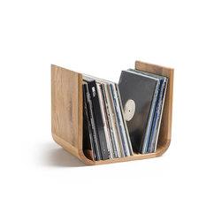 U-shaped vinyl record holder | Storage boxes | lebenszubehoer by stef's