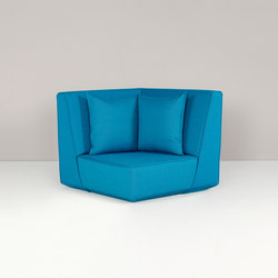 Cubit Sofa | Elementi sedute componibili | Cubit