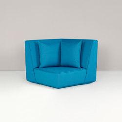 Cubit Sofa | Modulare Sitzelemente | Cubit