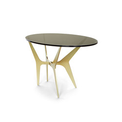 DEAN Oval Side Table | Tables d'appoint | Gabriel Scott