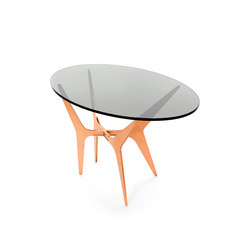 DEAN Oval Side Table | Tavolini d'appoggio / Laterali | Gabriel Scott