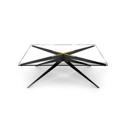 DEAN Rectangular Coffee Table | Tavolini salotto | Gabriel Scott