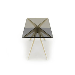DEAN Rectangular Side Table | Tavolini d'appoggio | Gabriel Scott