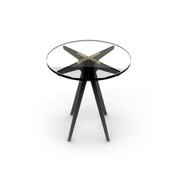 DEAN Round Side Table | Tables d'appoint | Gabriel Scott