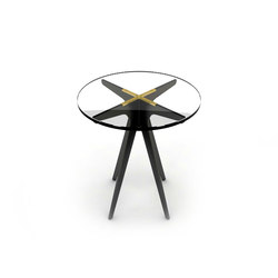 DEAN Round Side Table | Tavolini d'appoggio | Gabriel Scott