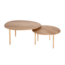Nenufar | Tables d'appoint | Hansen