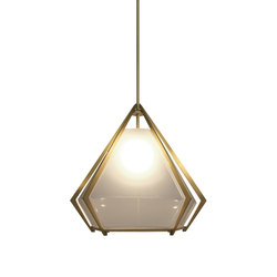 HARLOW Pendant | Suspended lights | Gabriel Scott