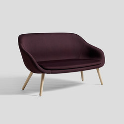 About A Lounge Sofa for Comwell | Sofás lounge | Hay