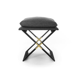 MARX Stool - Steel | Hocker | Gabriel Scott