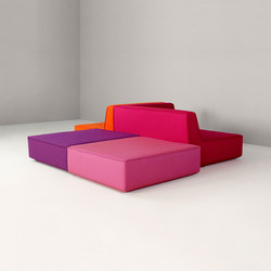 Cubit Sofa | Seating islands | Cubit