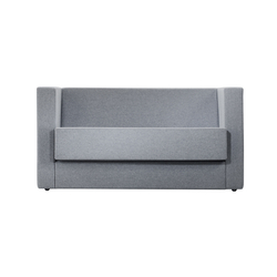 D 1-2 Bauhaus-Cube 2-Seating Couch | Sofas | TECTA