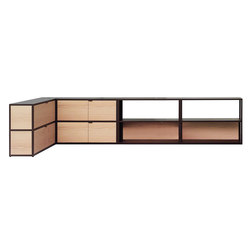 New Order Home Corner Cabinet | Shelving systems | Hay
