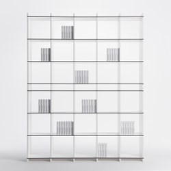 Carpon shelf-system | Office shelving systems | mocoba