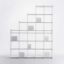 Carpon shelf-system | Scaffali | mocoba