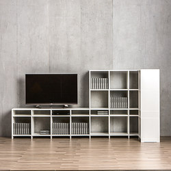 Premium shelf-system | Office shelving systems | mocoba