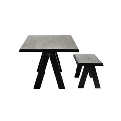 Connect table/bench | Dining tables | Linteloo