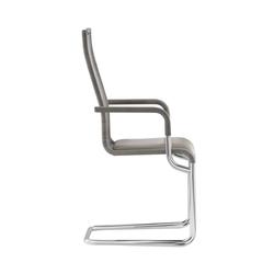 D26i Cantilever armchair | Sedie ristorante | TECTA