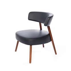 Marlon Lounge Chair | Poltrone lounge | AXEL VEIT